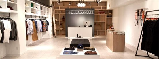 The Class Room store image large